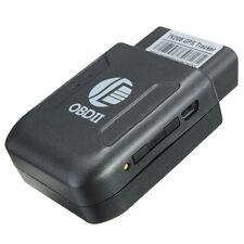 SIM OBD II GPS Tracker localizzatore satellitare GSM GPRS SOS nero F9N2