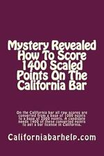 Californiabarhelp. Com How to Score 1400 Scaled Points on the California Bar...