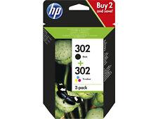 HP KIT CARTUCCE ORIGINALI 302 BLACK + 302 COLORE X4D37AE