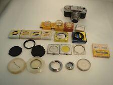 Kuribayashi Camera and Equipment Lot for different Cameras
