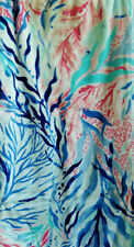 Lilly Pulitzer Beach Towel Backpack Kaleidoscope Coral