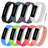 For Fitbit Alta Alta HR Wristband Silicone Sport Watch Band Strap Replacement US