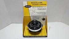 Vintage Aqua Meter Sailboat Compass