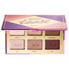 Tarte tartelette Tease Shimmer Argilla Glitter 6 colori Eyeshadow Palette GRATIS P&P