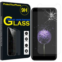 Vitre De Protection Transparent Écran Film Verre Trempe Model DOOGEE