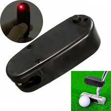 Golf Putter Baton IR Laser Pointer Putting Training Practice Improve Aid Tool