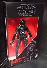 "Star Wars The Black Series 6"" First Order TIE FIGHTER PILOT New! No.11"