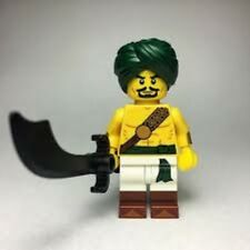 Lego Minifigure Series 16 Desert Warrior
