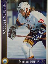 DEL 304 Michael Hreus Maddogs München 1994/95