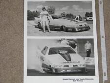 Wheels Discount Auto Supply Oldsmobile, Bob Newbury , 8x10 Photo