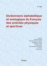 9788864643625 Dictionnaire alphabétique et analogique du franç... et sportives
