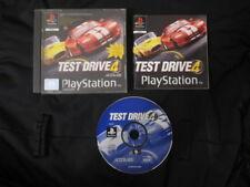 PS1 : TEST DRIVE 4 - Completo, ITA ! Compatibile PS2 e PS3