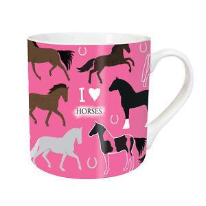 Tarka Mug - I Love Horses
