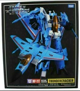 TRANSFORMERS MasterPiece Series MP-11T ThunderCracker Action Figure New in Box