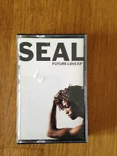 Original Single Cassette Tape - Seal - Future Love EP
