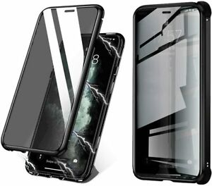NEW* BVCY Magnetic Adsorption Case for iPhone Xs Max  Built-in Anti-Spy screen