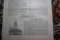 1905 57 / Ayuntamiento de la Ciudad Dresden 1