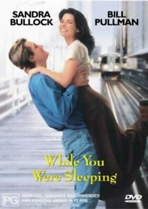 WHILE YOU WERE SLEEPING DVD SANDRA BULLOCK REGION 4 NEW AND SEALED