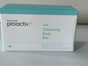 Proactive + Cleansing Body Bar Salicylic Acid 5.25 oz SEALED Exp 03/17