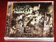 Vader: Revelations CD 2002 Metal Blade Records Germany 3984-14411-2 Original NEW