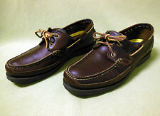Timberland Men's Earthkeepers Kiawah Bay Boat Shoe Size 9M-Brown