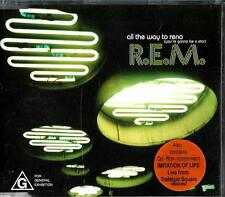R.E.M. / REM cd (4 tracks + video) - All The Way To Reno