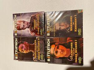 battletech kickstarter exclusive pilot cards 4packs