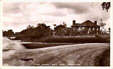 Hambleton near Poulton le Fylde. The Court, Bull Park # H.9 by D.M.Gregor, H~.
