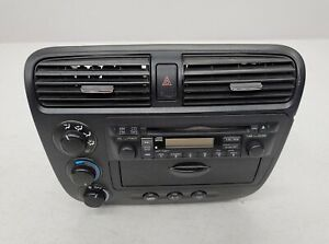 Radio Temperature Control Honda Civic Bezel 2001 2002 2003 2004 2005
