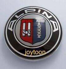 Logo Alpina 82mm Hood Emblem E90 E60 E71 E83 E32 X3 X5 M3 M5 #j305