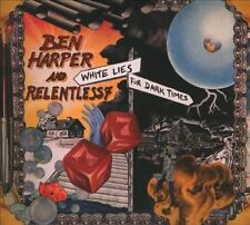Ben Harper and Relentless - White Lies for Dark Times [Digipak] NEW CD
