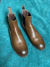 "Allen Edmonds ""Nomad"" Chelsea Boots 11 D Coffee (135)"