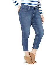 61780a7c151 Levi s Plus 711 SKINNY Ankle Denim Blue Jeans Women s 20w A1502