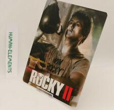 ROCKY II - Lenticular 3D Flip Magnet Cover FOR bluray steelbook