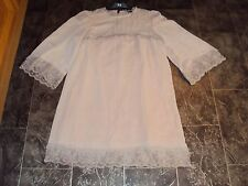 Topshop Ladies Lined Dress, Size 10, Good Condition
