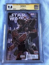 Star Wars #14 (March 2016, Marvel) CGC SS 9.8 Signed by Mark Brooks