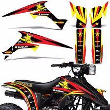 LTR230 Graphic Kit Suzuki ATV Quad Decal Sticker Quadsport Wrap LTR 230 R S
