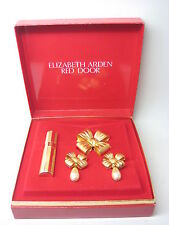 Red Door Elizabeth Arden Travel Size Set  WOMAN (0.25 Edp Spy+Earrings+Pin)