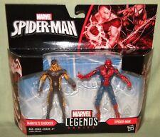 """SHOCKER & SPIDER-MAN Marvel Legends 3.75"""" Figures 2-pack Spider-Man Homecoming"""