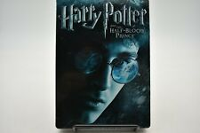 Harry Potter and the Half Blood Prince Spanish Version Bluray Steelbook