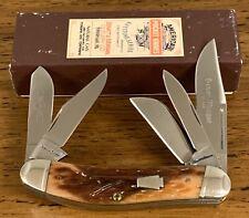 Schatt & Morgan by Queen Keystone Series XX 045160 1of600 5 blade Sowbelly 2010