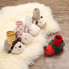 Lovely Child Winter Boots Baby Boys Girls Warm Stock Crib Shoes Infant Booties