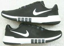 New Nike Flex Control TR4 Running Shoes Black & White 11.5 Eleven 1/2 CD0197-002