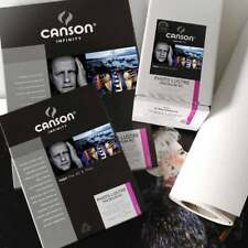 Canson Infinity Photo Lustre Premium RC 310gsm A2 25 sheets