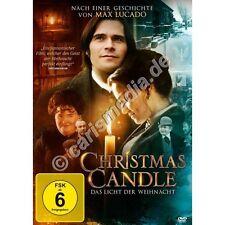 DVD: CHRISTMAS CANDLE - Das Licht der Weihnachtsnacht (Max Lucado) *NEU* °CM°