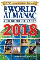 World Almanac and Book of Facts 2018, Paperback by Janssen, Sarah (EDT); Liu,...