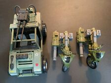 GIJOE Cobra SDCC 25th Hound Vamp Ram Army Builder Lot