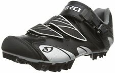 Giro Manta Bike Shoes Womens Black/Silver size 6.25 us  wide