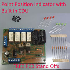 PPI AC or DC Point Position Indicator with Built in Dual CDU + LED Kit