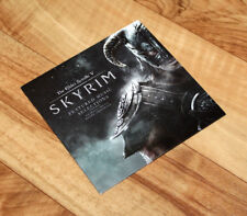 The Elder Scrolls V Skyrim Soundtrack Featured Music Selections Xbox One 360 PS3